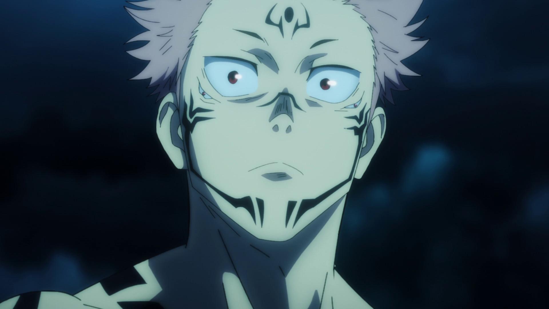 The Curse known as Yuji Itadori Anime