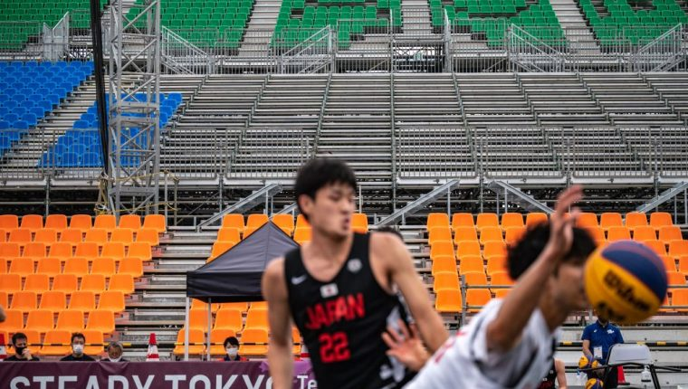 The Japanese government decided that there will be no public present in the stands of the Tokyo 2020 sports venues. Getty Images