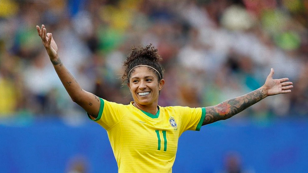 Cristiane, the forgotten figure in the Olympic Games