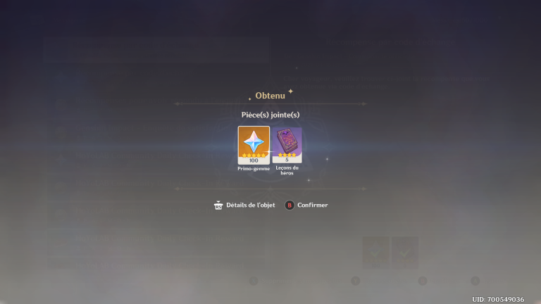 Genshin Impact, Free Rewards Codes - New Codes, Stock Up on Primo-Gems and Bonuses