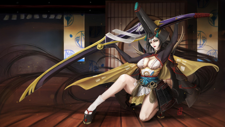 Naraka Bladepoint: Yoto Hime, our character guide