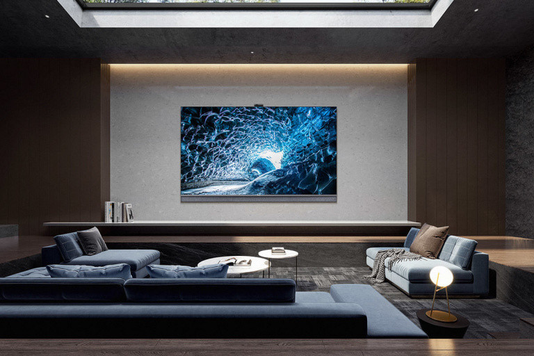 Smart TV: the TCL 55 inches 4K UHD QLED HDMI 2.1 and 100 Hz at the best price on the market