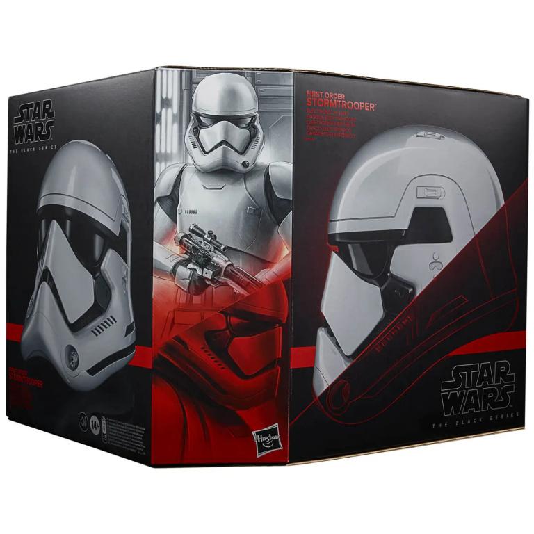 Star Wars: the Stormtrooper helmet for less than € 100!
