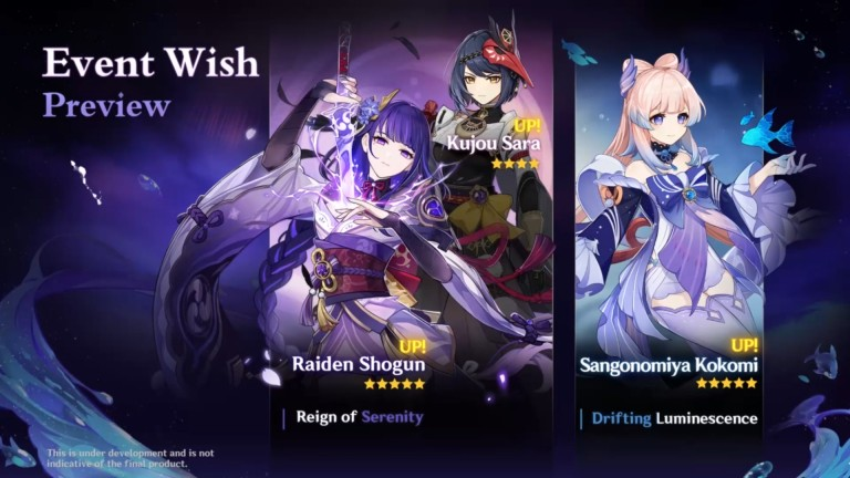 Genshin Impact, all announcements about 2.1: summary and guide to prepare properly