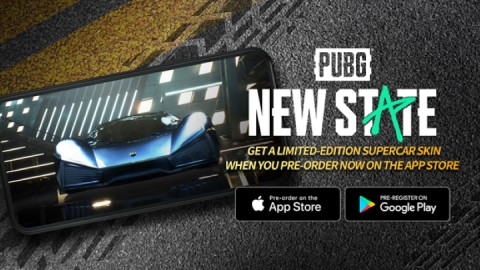 PUBG New State: Battle Royale Mobile iOS Pre-Order Details