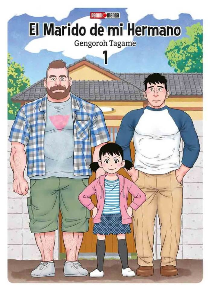 Review: My Brother's Husband # 1-4 1