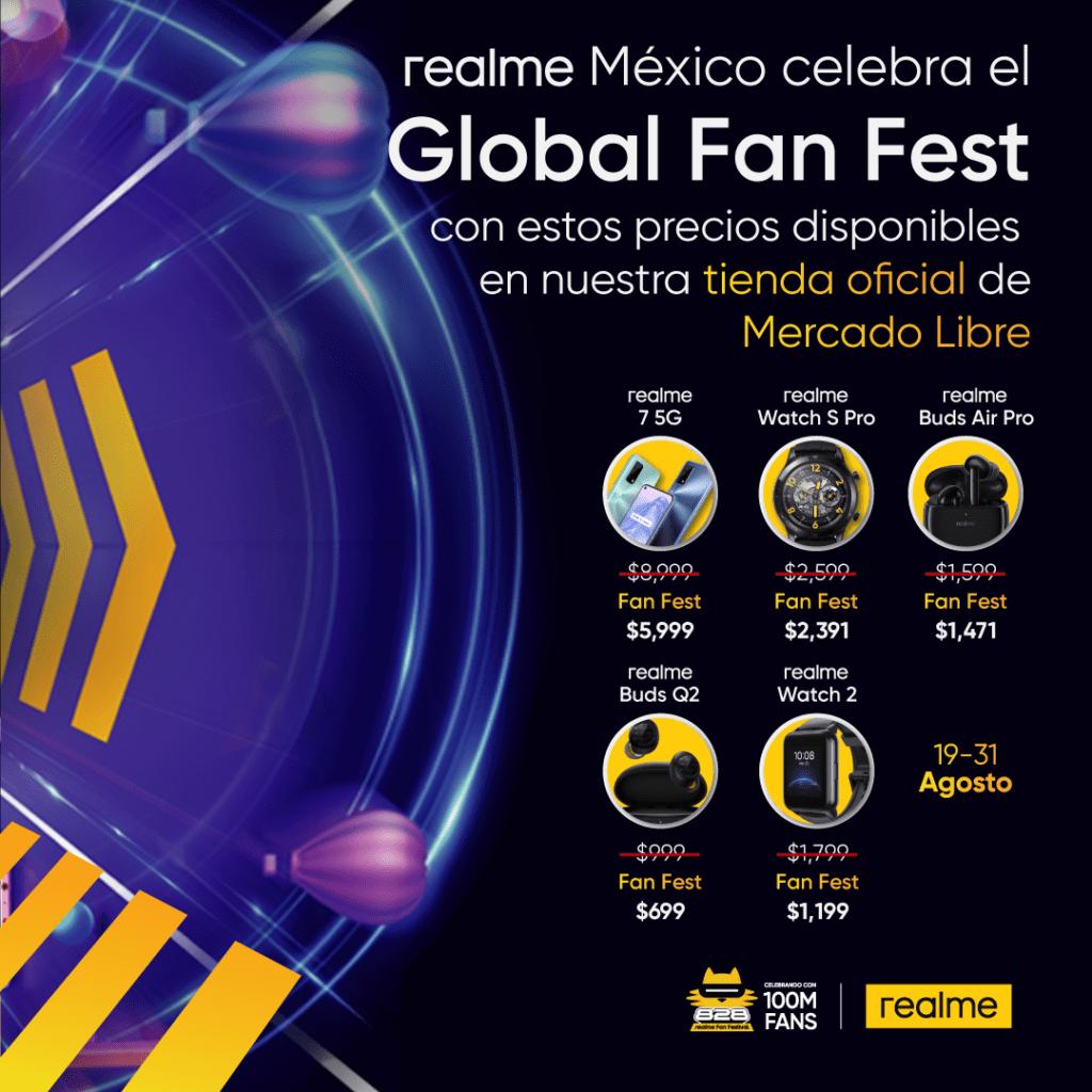realme global fan fest