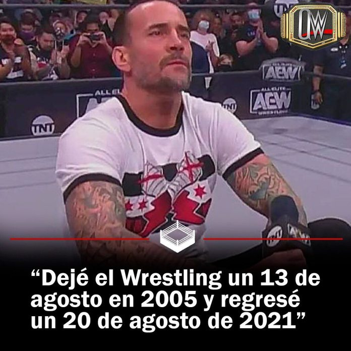 CM PunK: 7 years of waiting are coming to an end!  1
