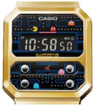 Casio Vintage PAC-MAN