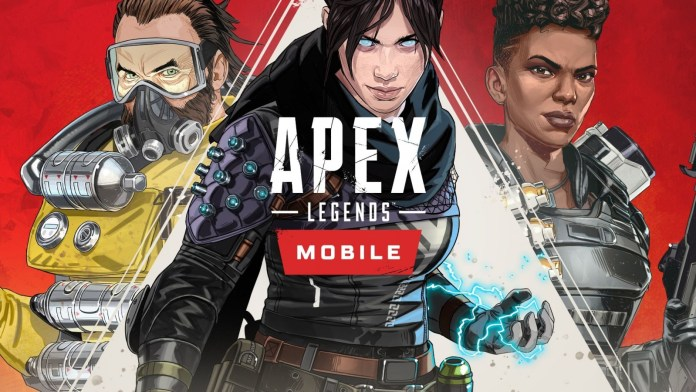You can now pre-register to be part of the closed beta of Apex Legends Mobile