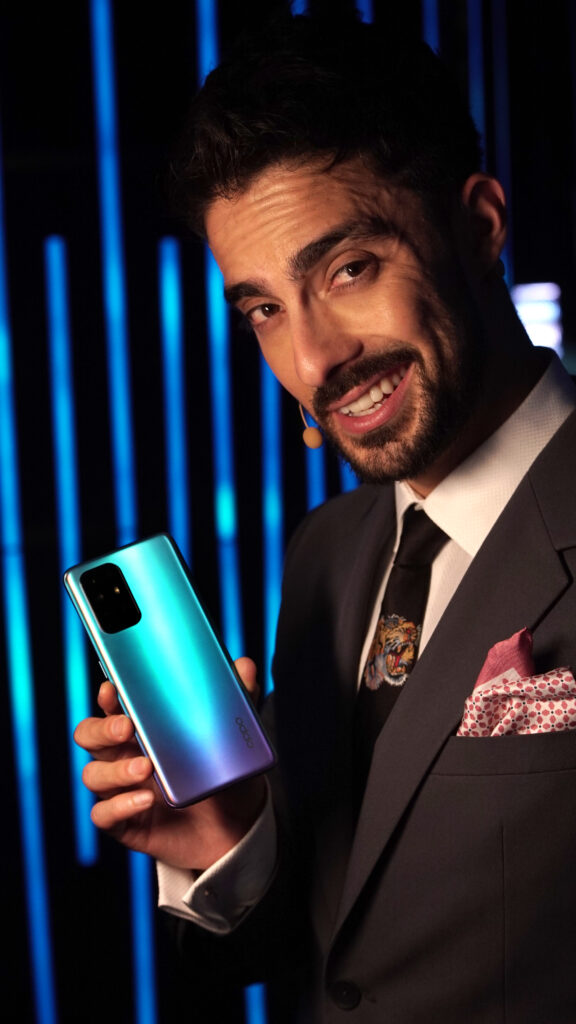 """OPPO becomes a partner of """"The Challenger"""""""
