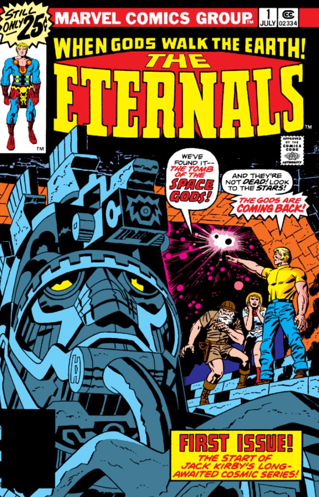 Eternals Comic