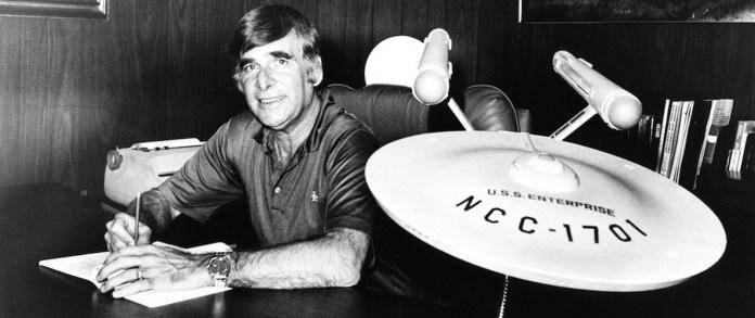 Gene Roddenberry, Star Trek
