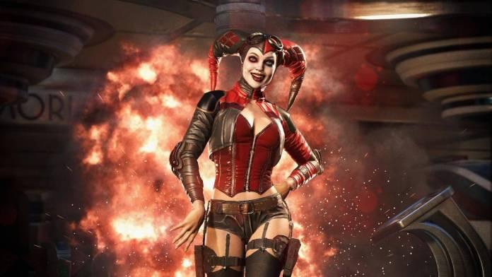 Injustice Harley Quinn