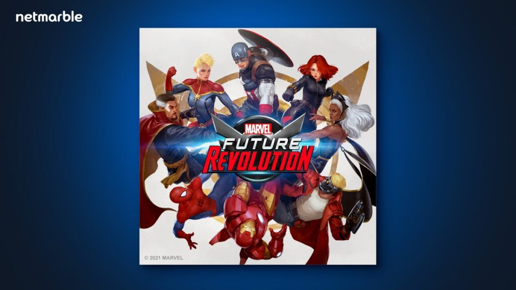 OST MARVEL Future Revolution: The Convergence cover