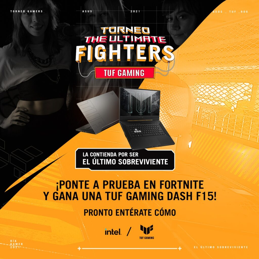 Asus and Intel The ultimate fighter tournament