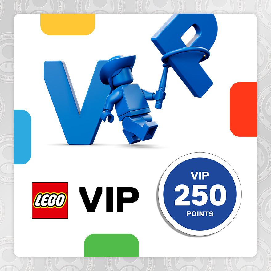 250 LEGO® VIP Points