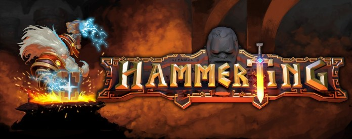 Hammerting the dwarf mining simulator is coming to Steam