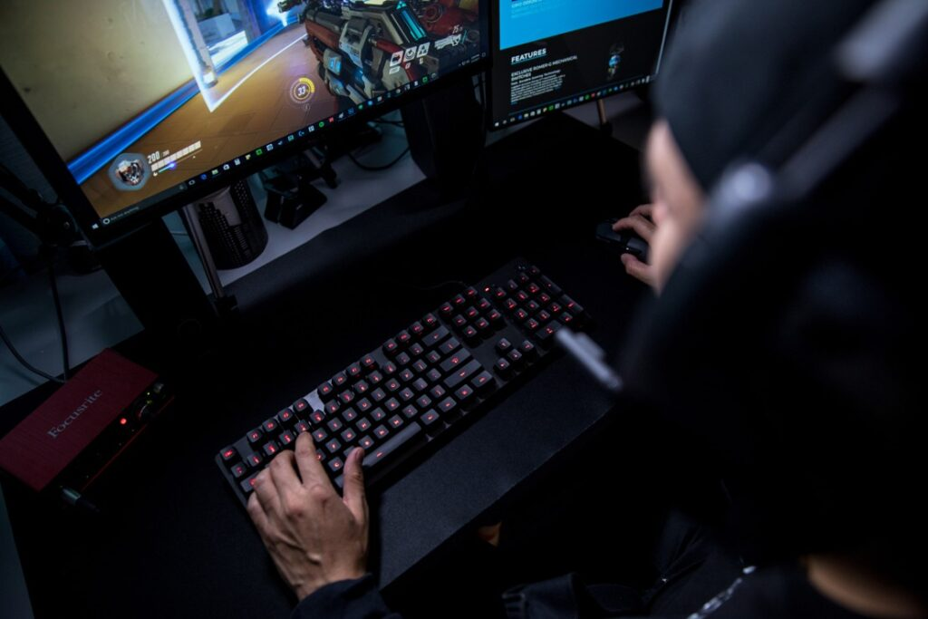 Mexico gamers logitech