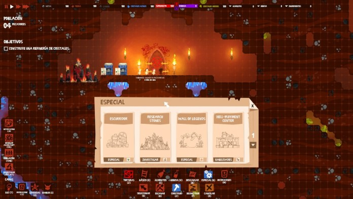 Review: Shape Hell Your Way in Hell Architect 1