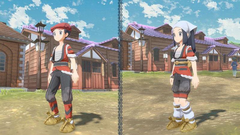 Learn about pre-order bonuses Pokémon Legends: Arceus for Nintendo Switch