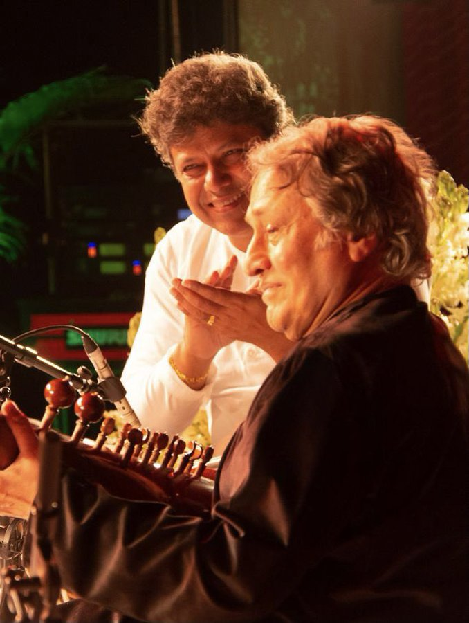 Our tearful tribute on the sad demise of  a great Tabla exponent and accompanist Pandit Shree Shubhankar Banerjee.  We from ICN family, offer our tearful adieu to the departed soul of Pandit Subhankar Banerjee. Om Shanti.