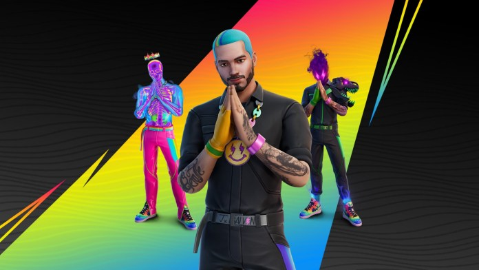 J Balvin is coming to Fortnite 2