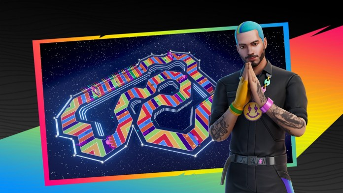J Balvin is coming to Fortnite 4