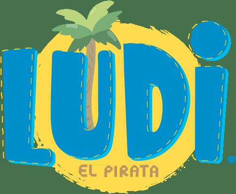 Ludi the pirate logo