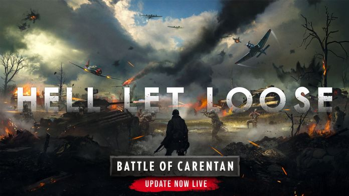 Hell Let Loose you can now sign up for the open beta on PlayStation 5