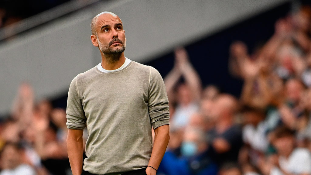 Pep Guardiola could be the best coach of 2021 for UEFA