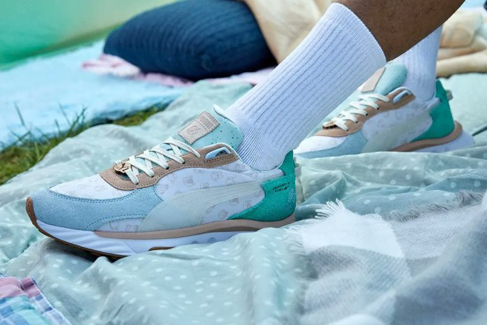 PUMA Announces Collaboration With Animal Crossing