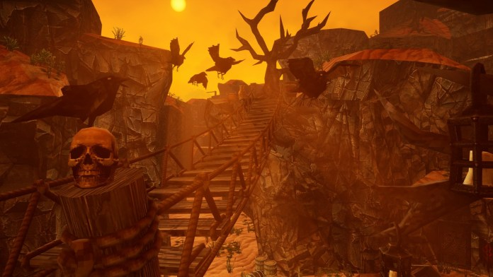GRAVEN announces its first update to Early Access 2