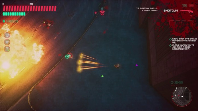Glitchpunk is available in Early Access 2