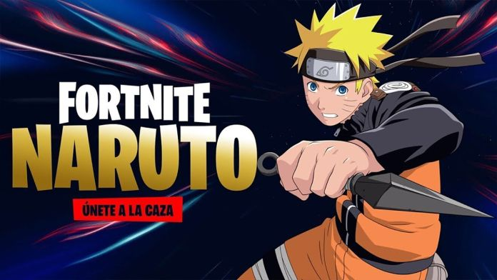 Fortnite director talks about Naruto's arrival at Battle Royale